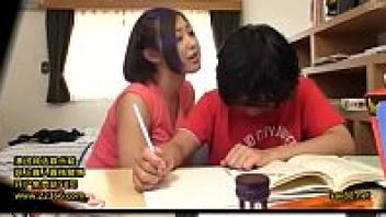 เย็ดนักเรียน เย็ดติวเตอร์ เย็ดกับครู หนังญี่ปุ่นโป๊ น้ำหี