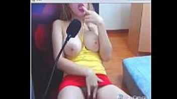 ห้องแคมฟรอก 18+ หีสาวไทย หัวนมชมพู สาวไทยนมใหญ่ สาวไทย