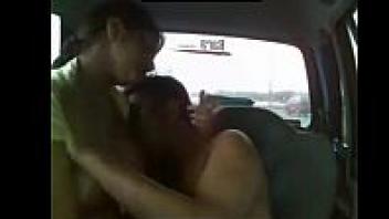 เอาสด เอากันบนรถ เอากัน เย็ดในรถ เย็ดโหด